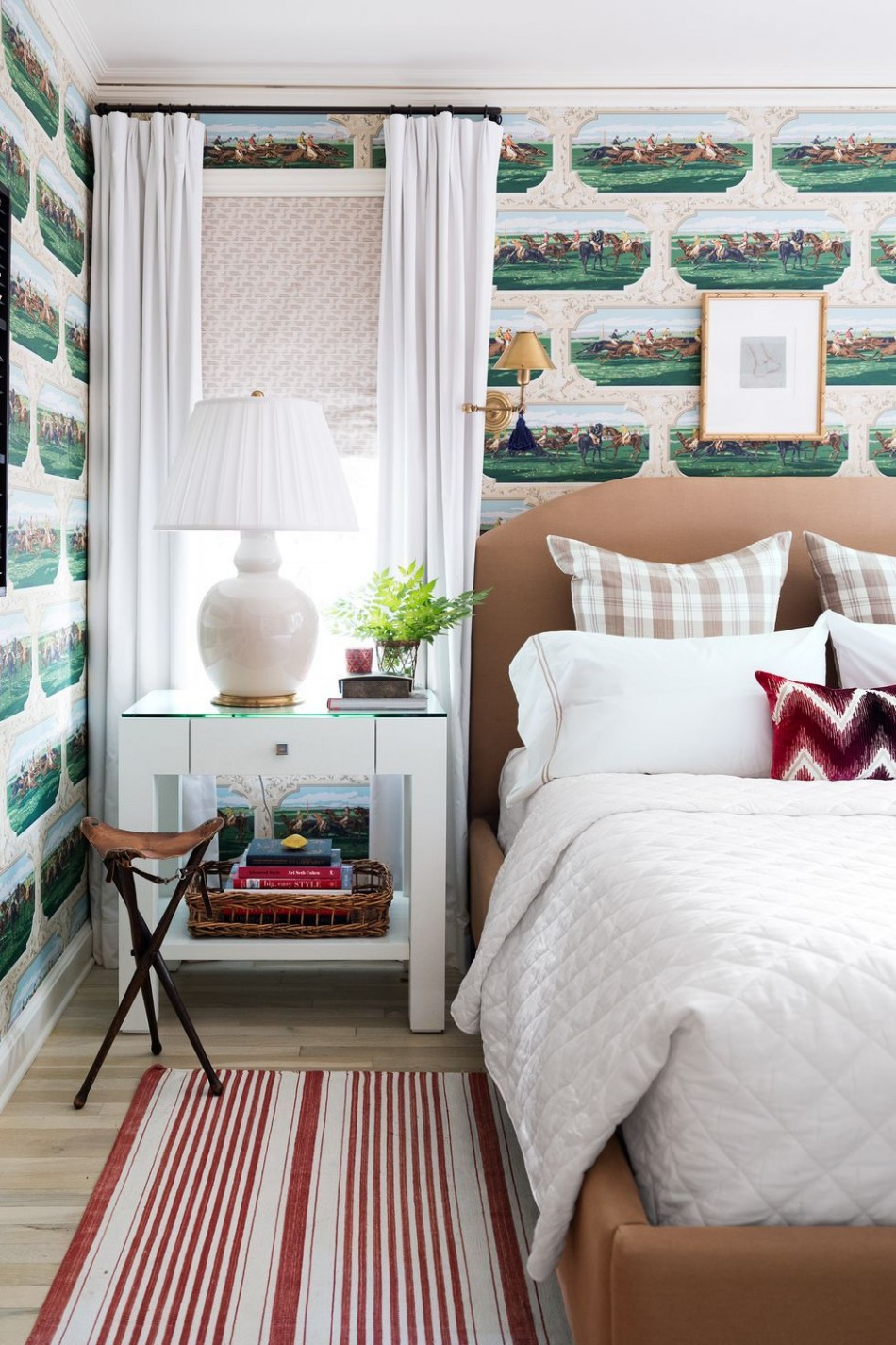 9 Small Bedroom Design Ideas - How to Decorate a Small Bedroom - Bedroom Ideas Small