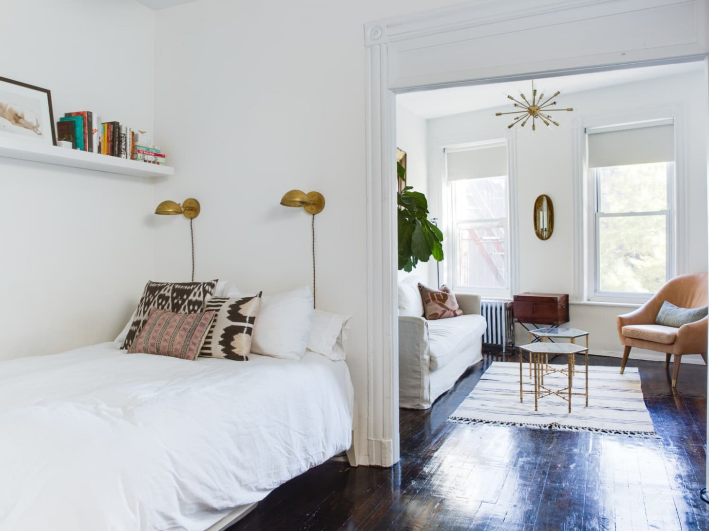 9 Small Bedroom Ideas - How to Decorate a Small Bedroom  - 10X10 Bedroom Ideas