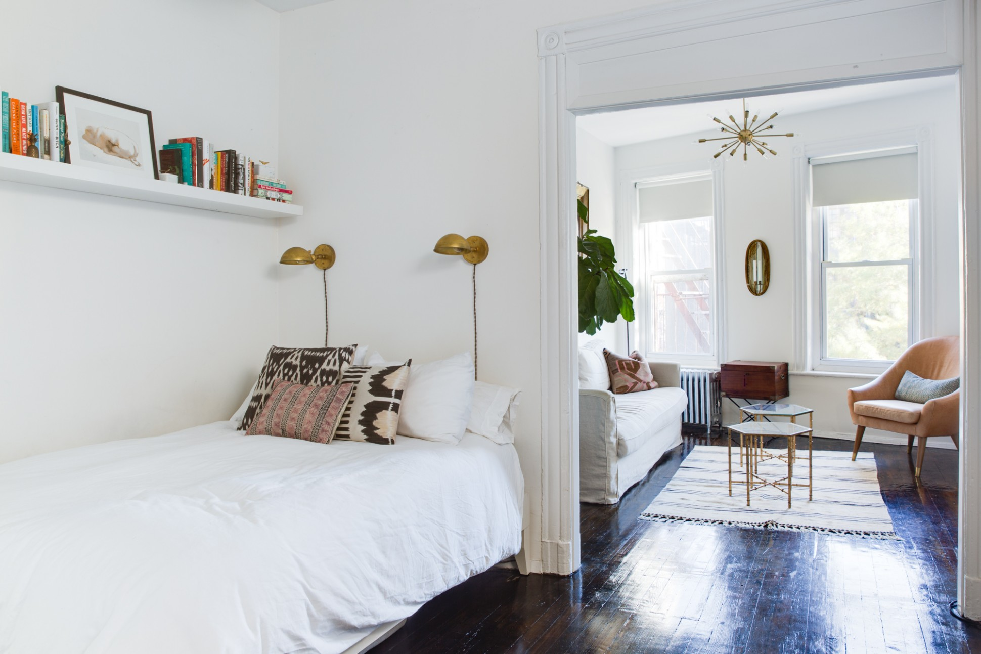 9 Small Bedroom Ideas - How to Decorate a Small Bedroom  - Bedroom Ideas Small