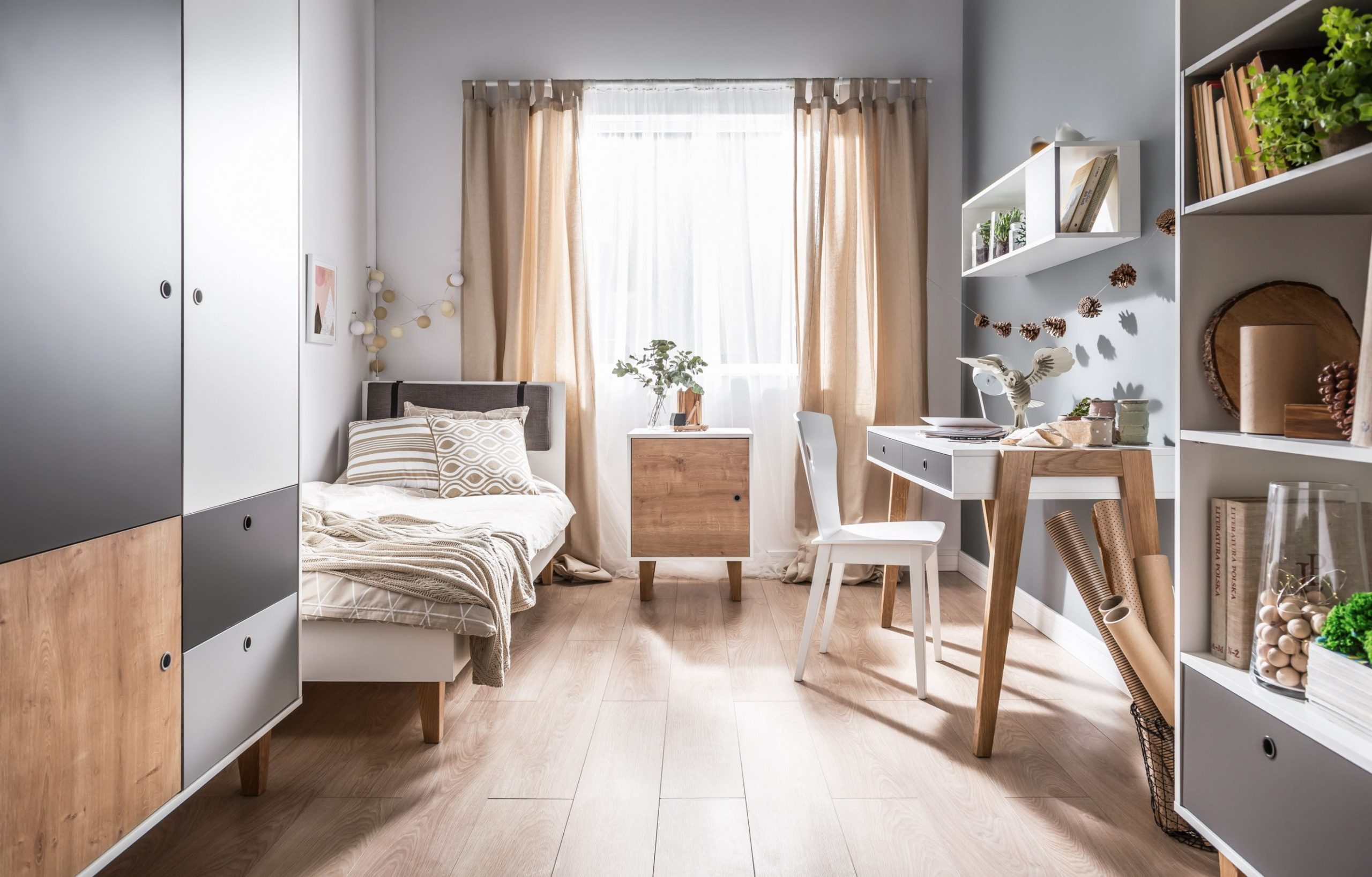 9 Small Bedroom Ideas To Fall In Love With – Small Bedroom  - Bedroom Ideas Small Room