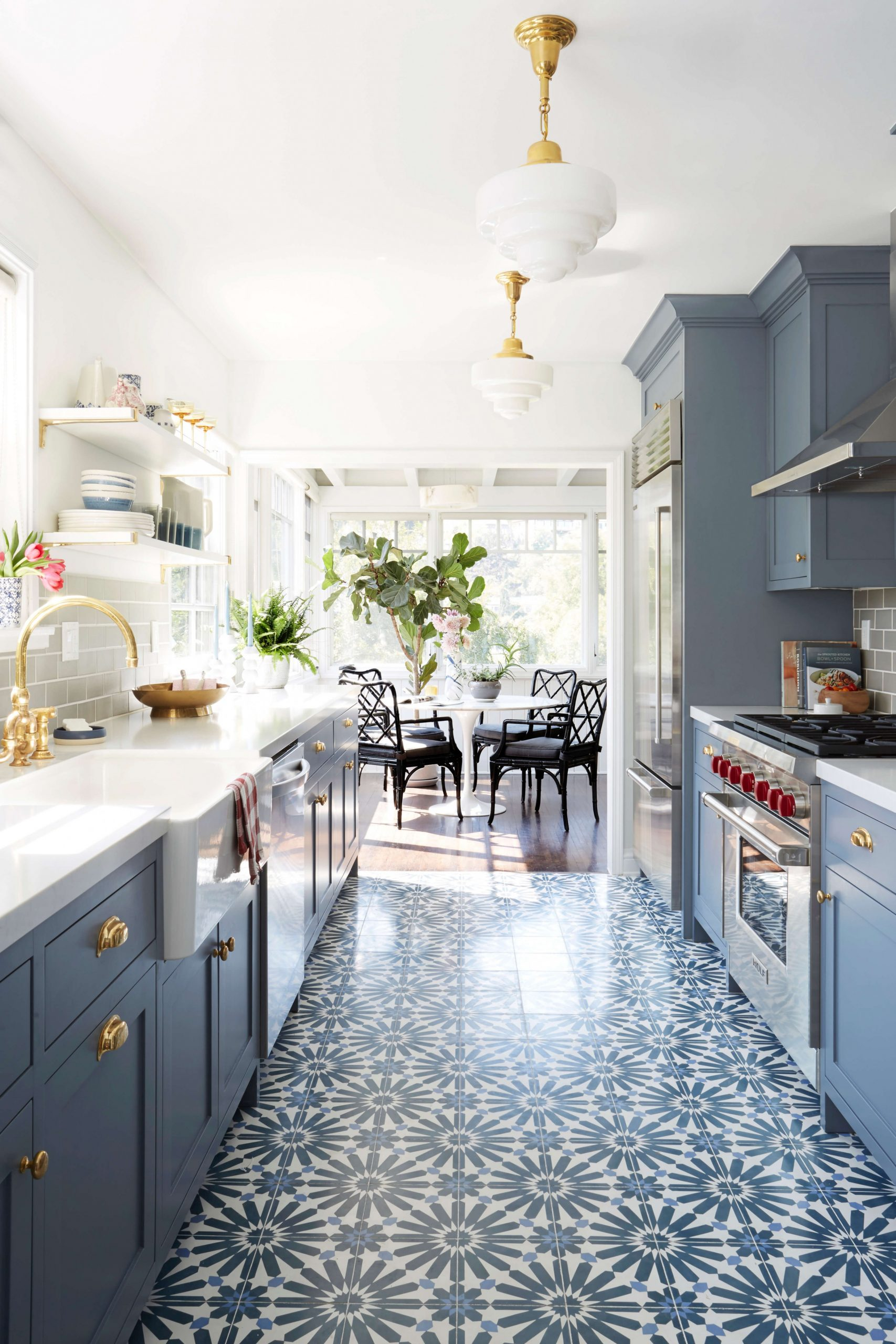 9 Small Kitchen Design Ideas That Make the Most of a Tiny Space  - Dining Room Kitchen Design Ideas