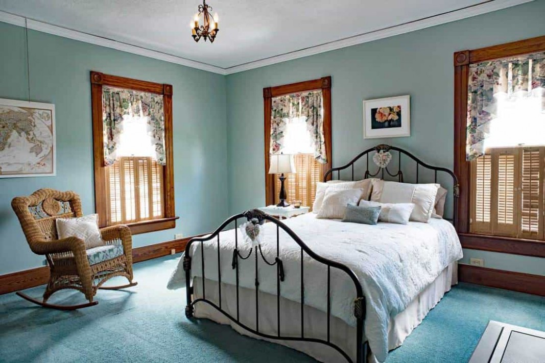 9 Teal Bedroom Ideas That Will Inspire You - Home Decor Bliss - Bedroom Ideas Teal