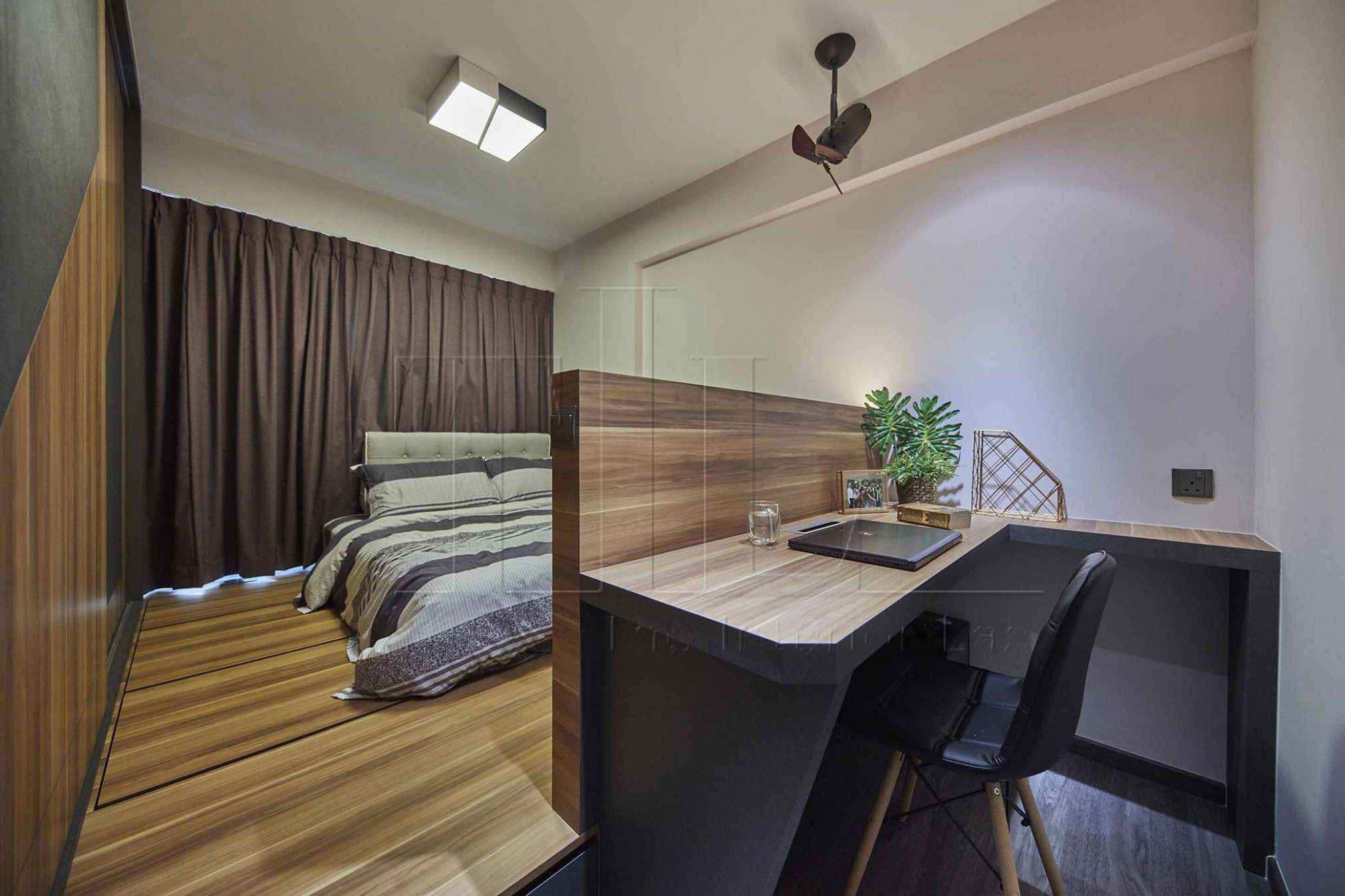 9 Types of Home Office Ideas Which You Can (actually) Work In  - Bedroom Ideas Hdb