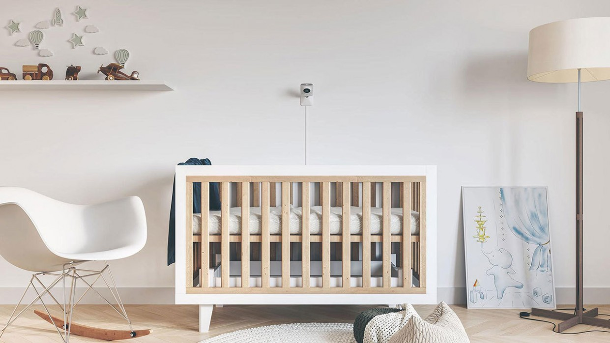 A Guide to High-Tech Baby Monitors - Mansion Global - Baby Room Monitor