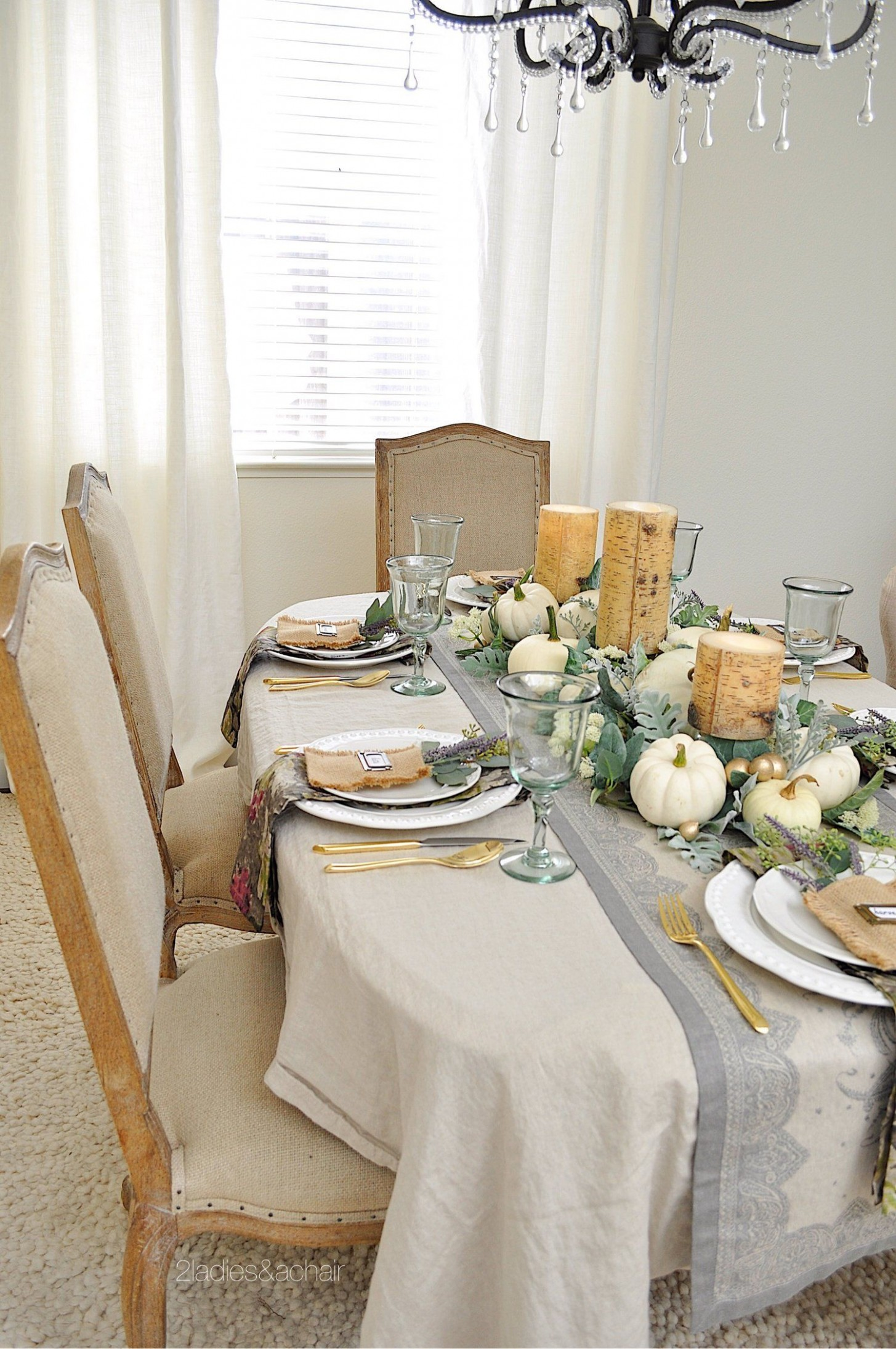 A Simple Beautiful Way to Decorate Your Dining Table for Fall — 9  - Decorating Your Dining Room Ideas