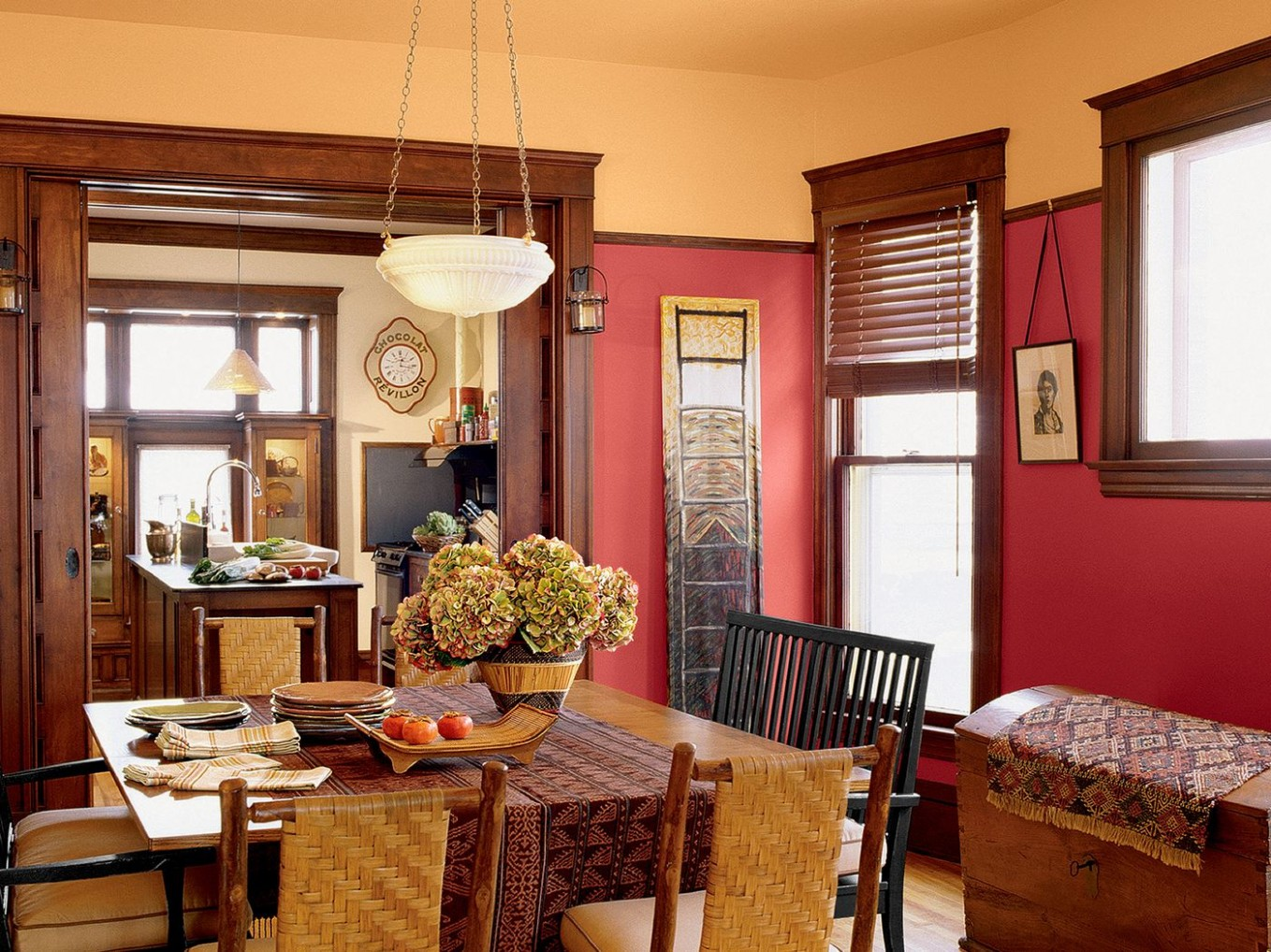 Antique Paint Colors for Historic Houses - This Old House - Dining Room Ideas For Victorian House
