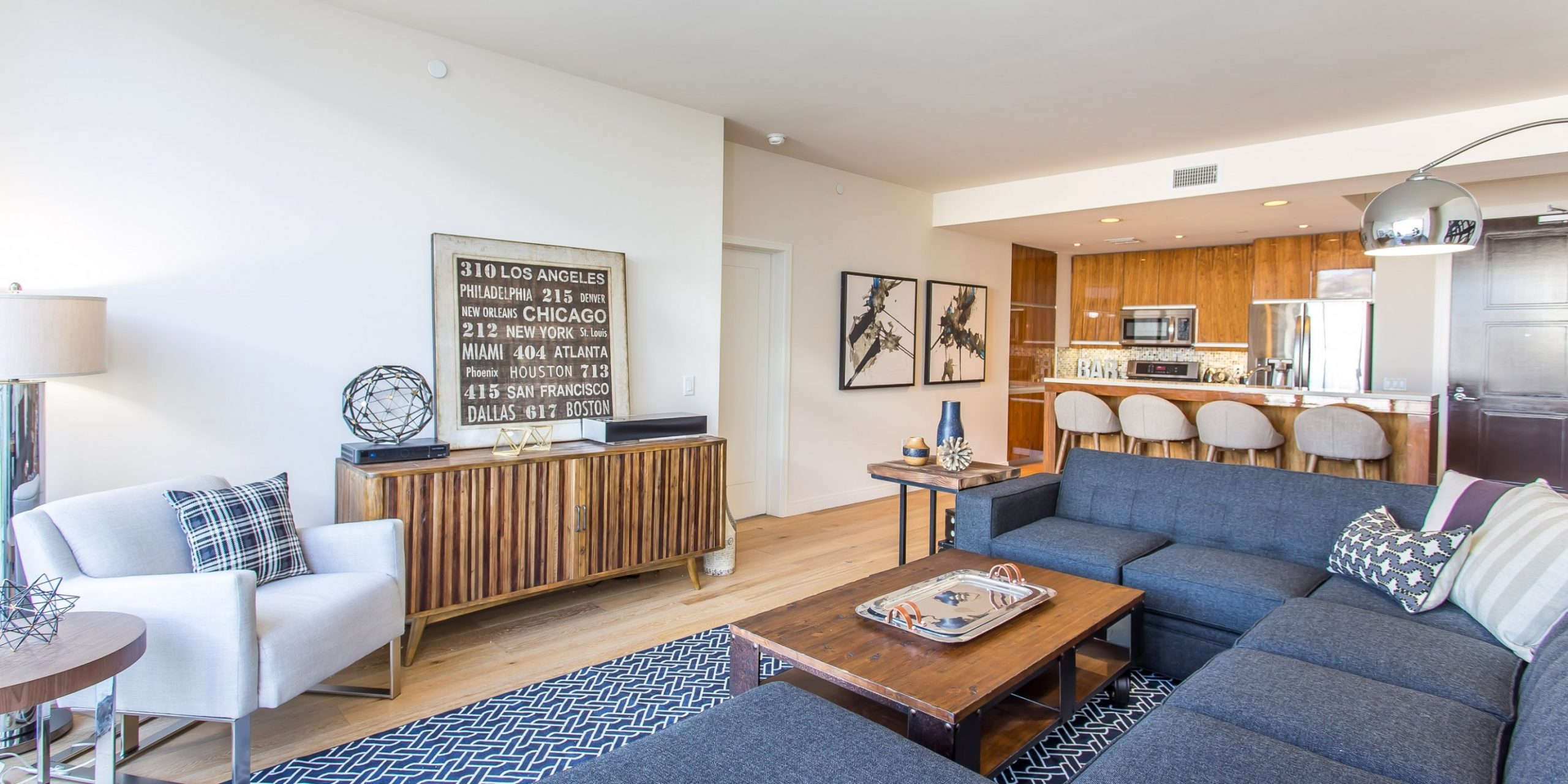 Apartment Decorating Ideas: 8 Ways to Transform Your Cookie-Cutter  - Rental Apartment Decor Ideas