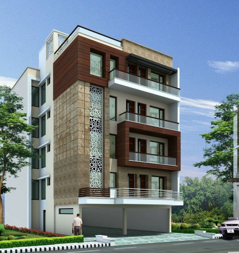 Apartment Design Outside in 12  Small house elevation design  - Apartment Design Outside
