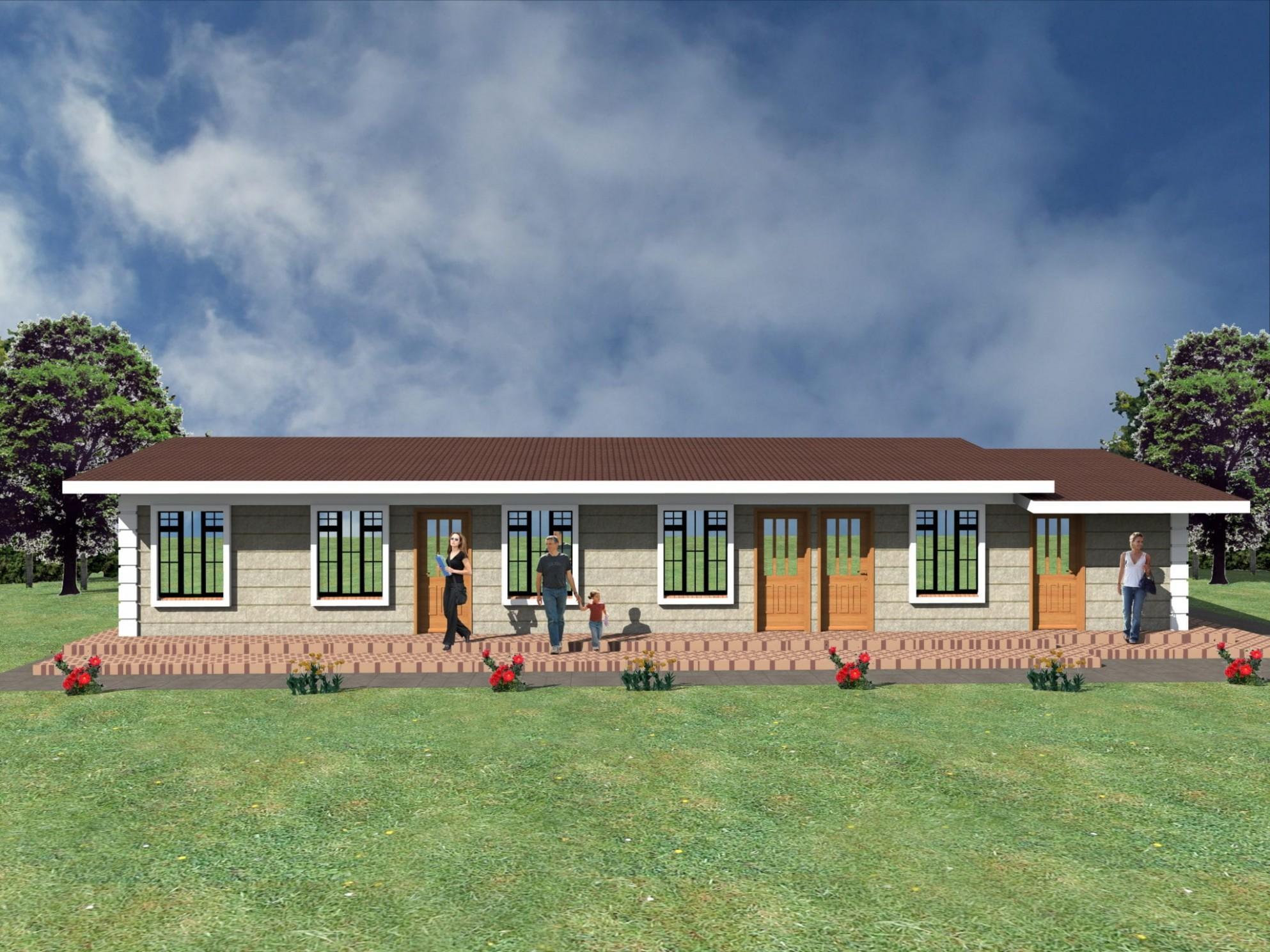 Apartment Designs in Kenya Bedsitters & 10 Bedrooms  HPD Consult - Apartment Design Kenya