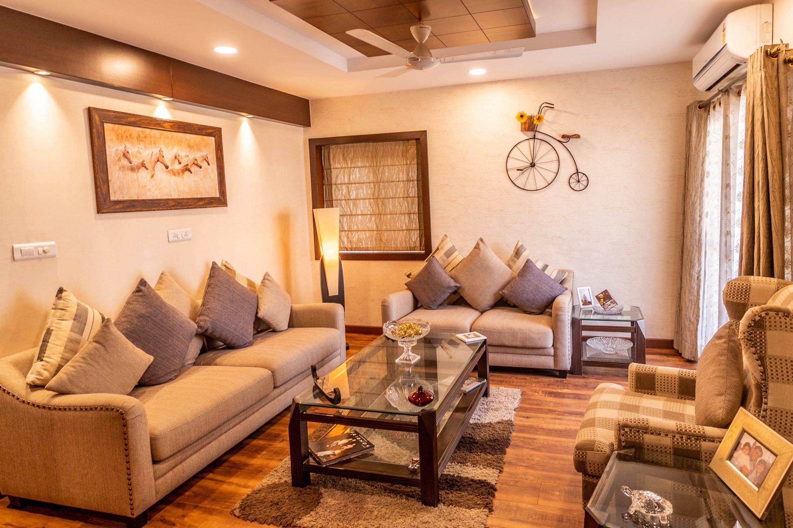 Apartment Interior Design Ideas for 11  Cutting Edge Design Studio - Apartment Decorating Ideas India