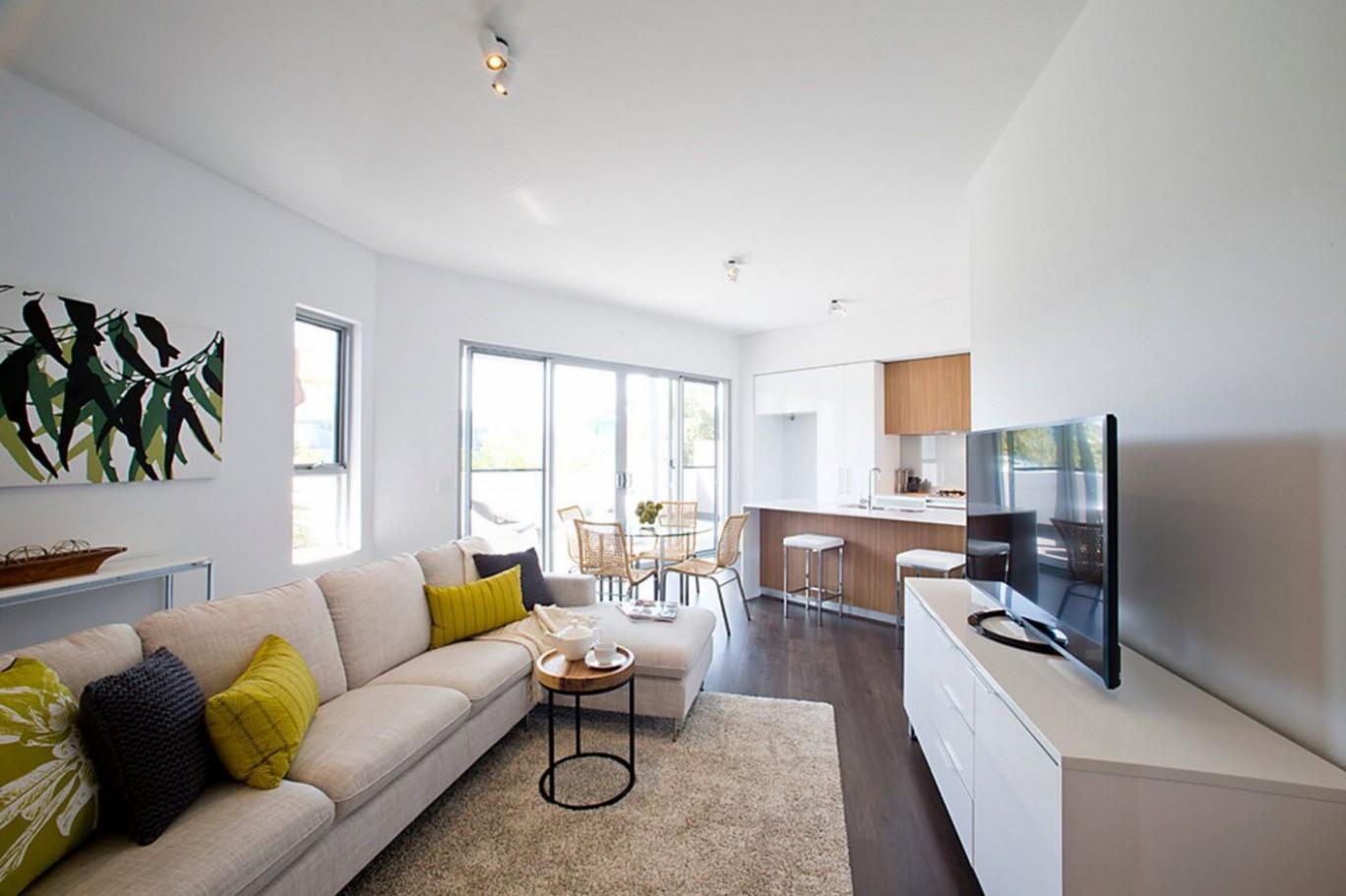 Apartment Interior Design Inspiration Ideas & Trends 11 - Small  - Apartment Design Trends