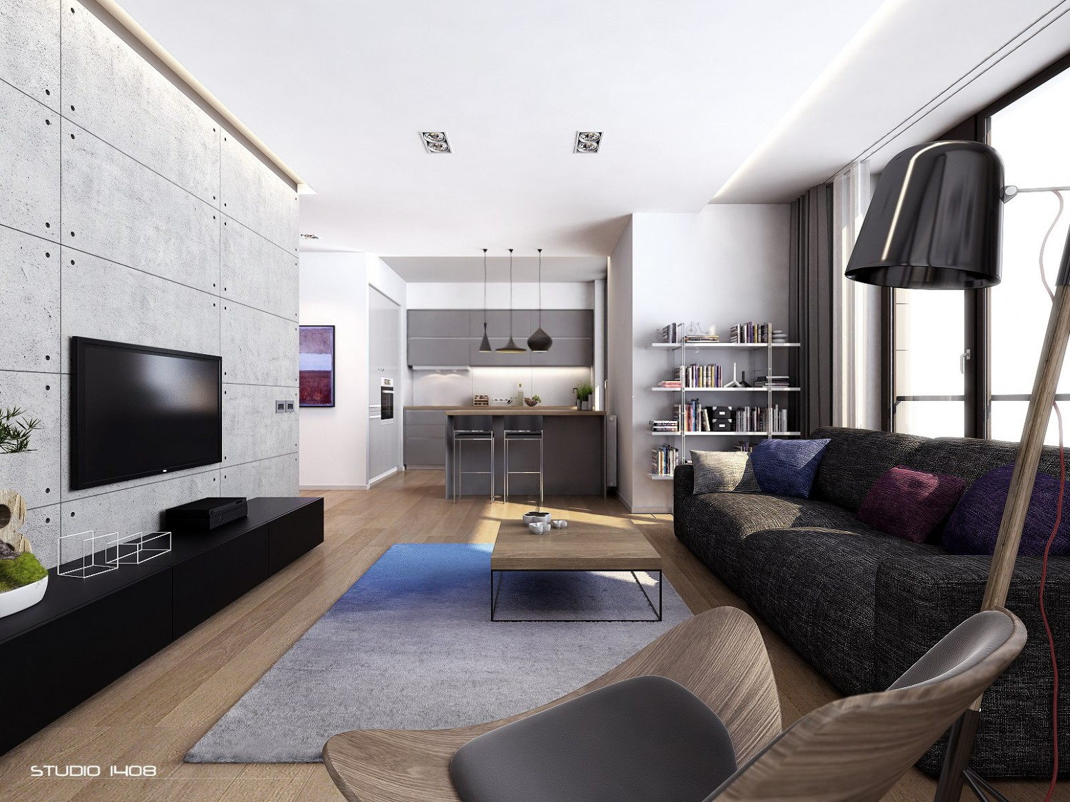 Apartment Living for the Modern Minimalist - Minimalist Apartment Decor Ideas