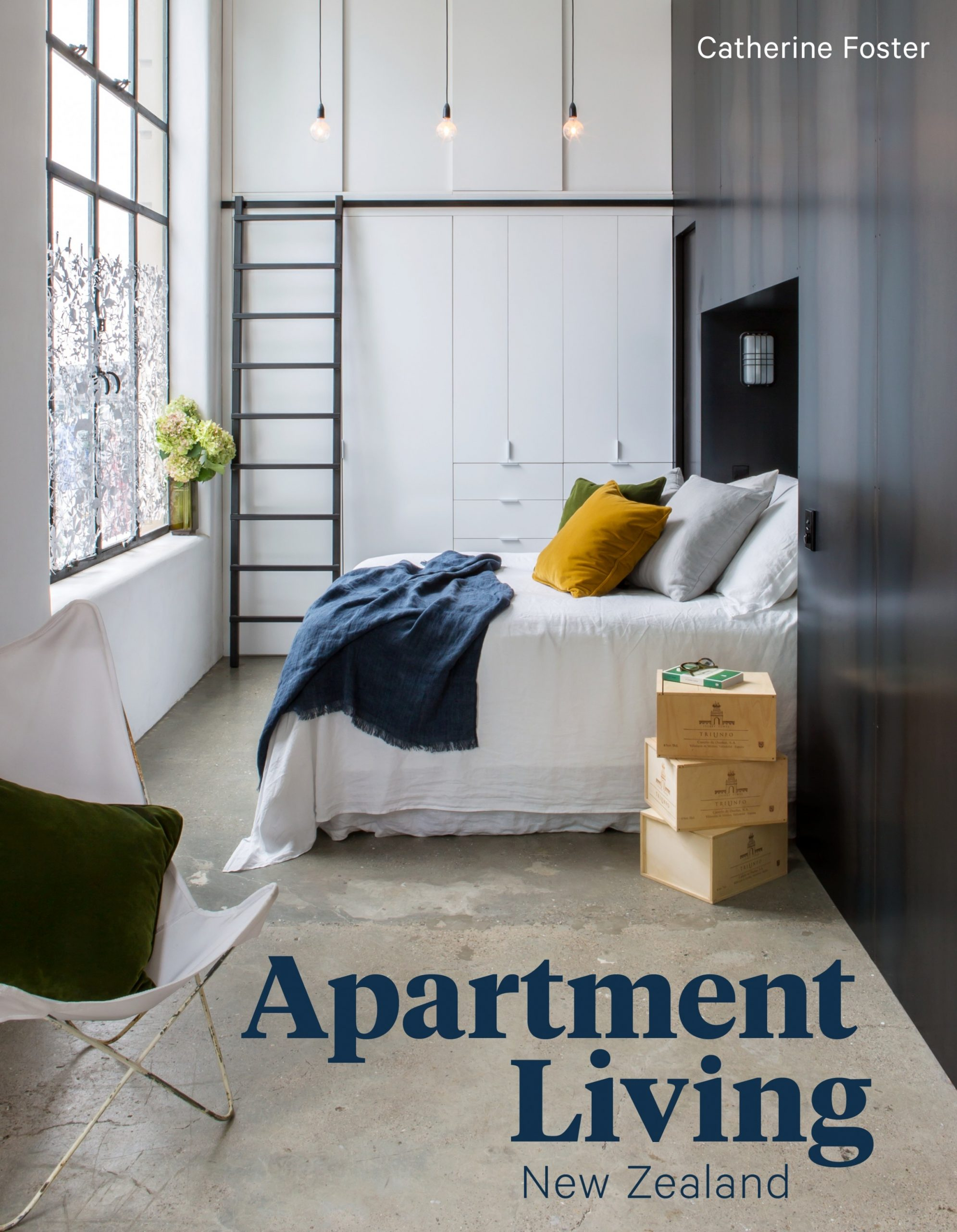 Apartment Living New Zealand by Catherine Foster - Penguin Books  - Apartment Design Nz
