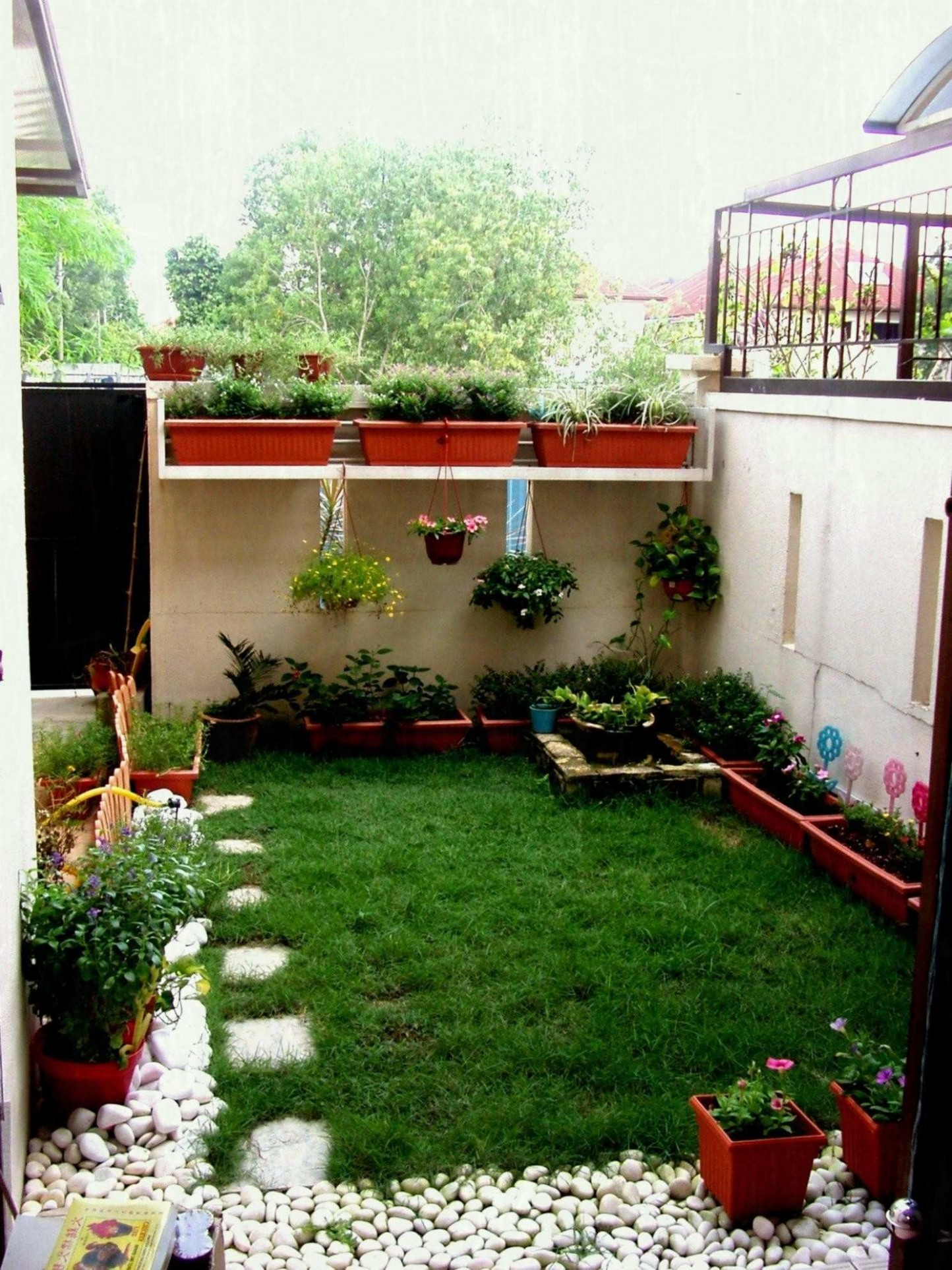 Apartment Patio Garden Ideas Luxury For Small Balcony, 10  - Apartment Yard Design