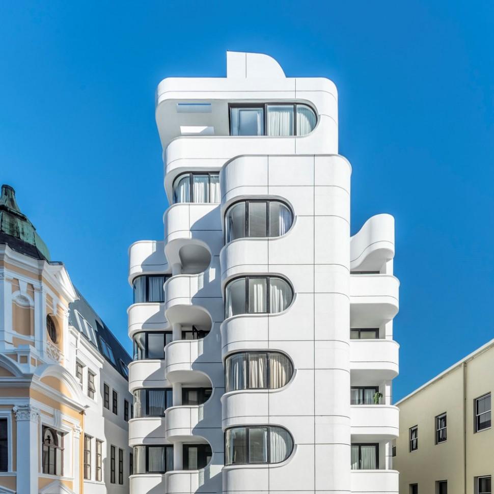 Apartments  iDesignArch  Interior Design, Architecture  - Apartment Design Building