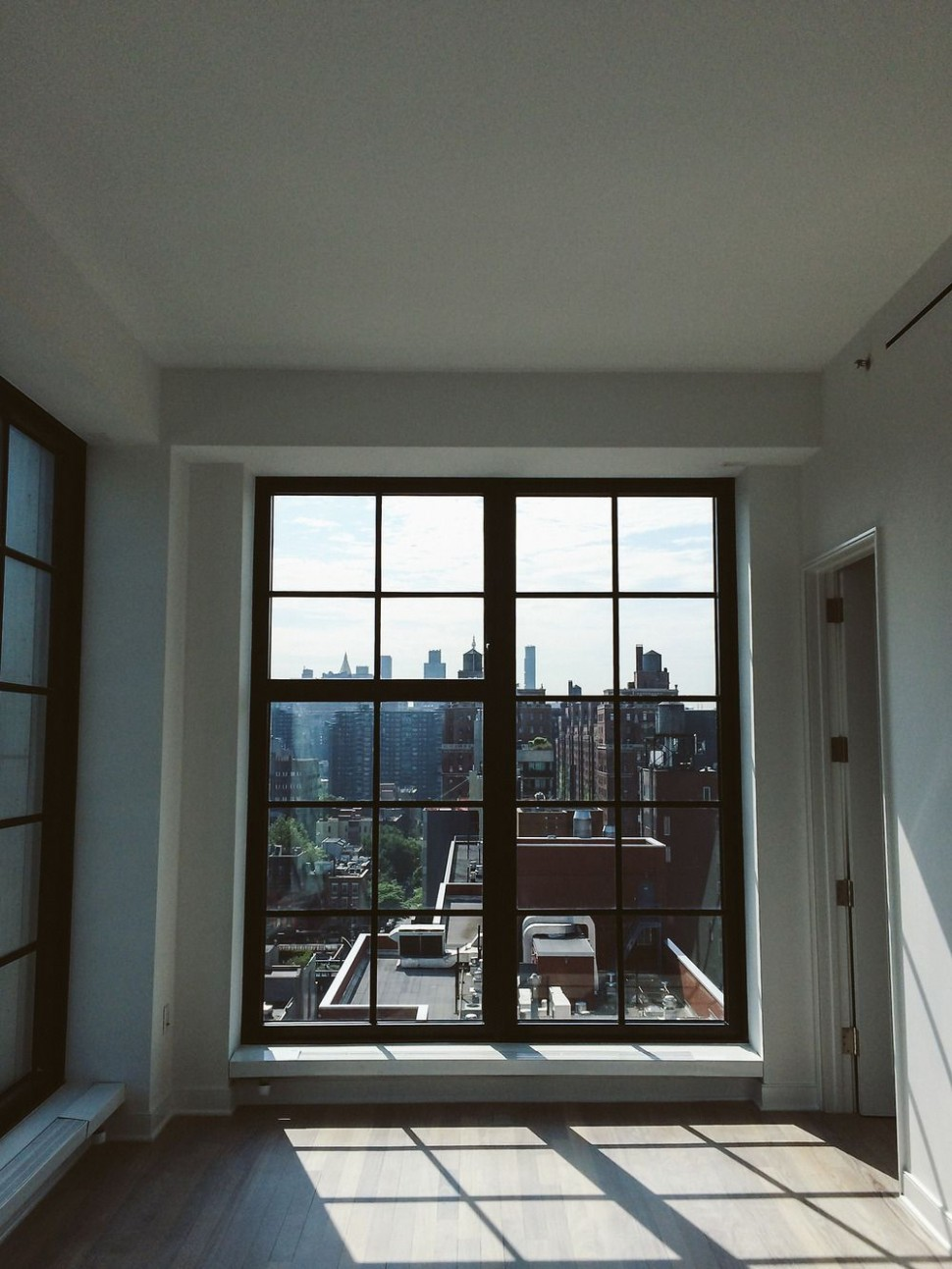 Architecture, Living Space & Furniture Inspiration #12 — itchban  - Apartment Design Large Windows