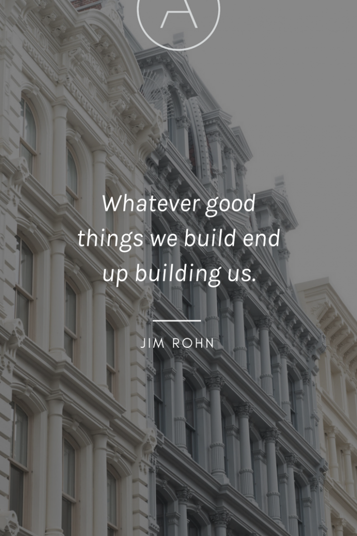 Architecture quote curated by ajaedmond