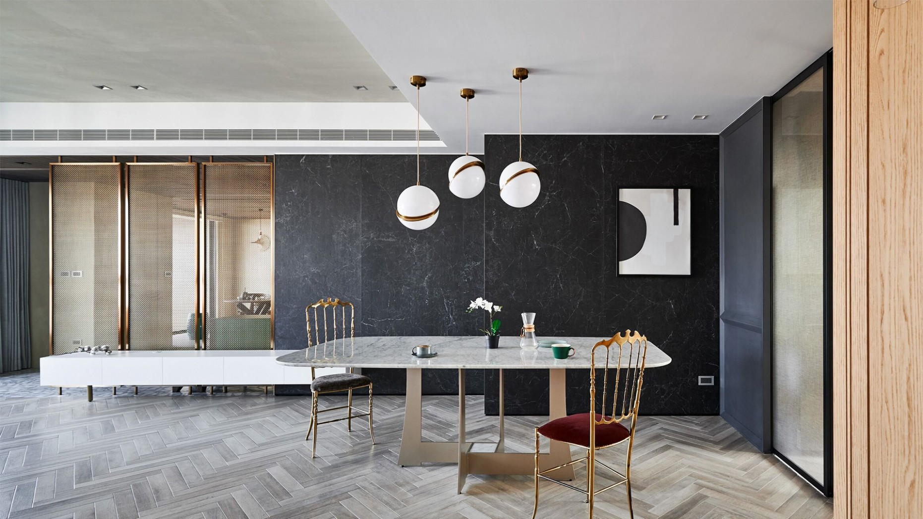 Art Meets Design I Top Trends 11 - TrendBook Trend Forecasting - Apartment Design Trends 2021