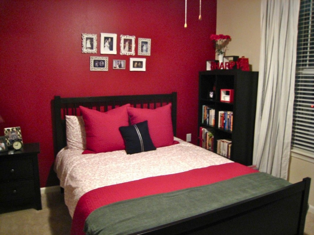 Attachment red black and white bedroom ideas (12  - Bedroom Ideas Red And Black