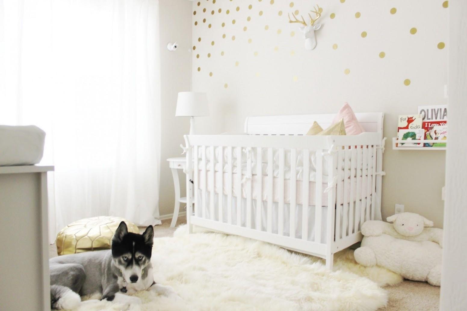 Aubrey Kinch  BLOG: Nursery Reveal  Nursery makeover, Nursery  - Baby Room Rugs