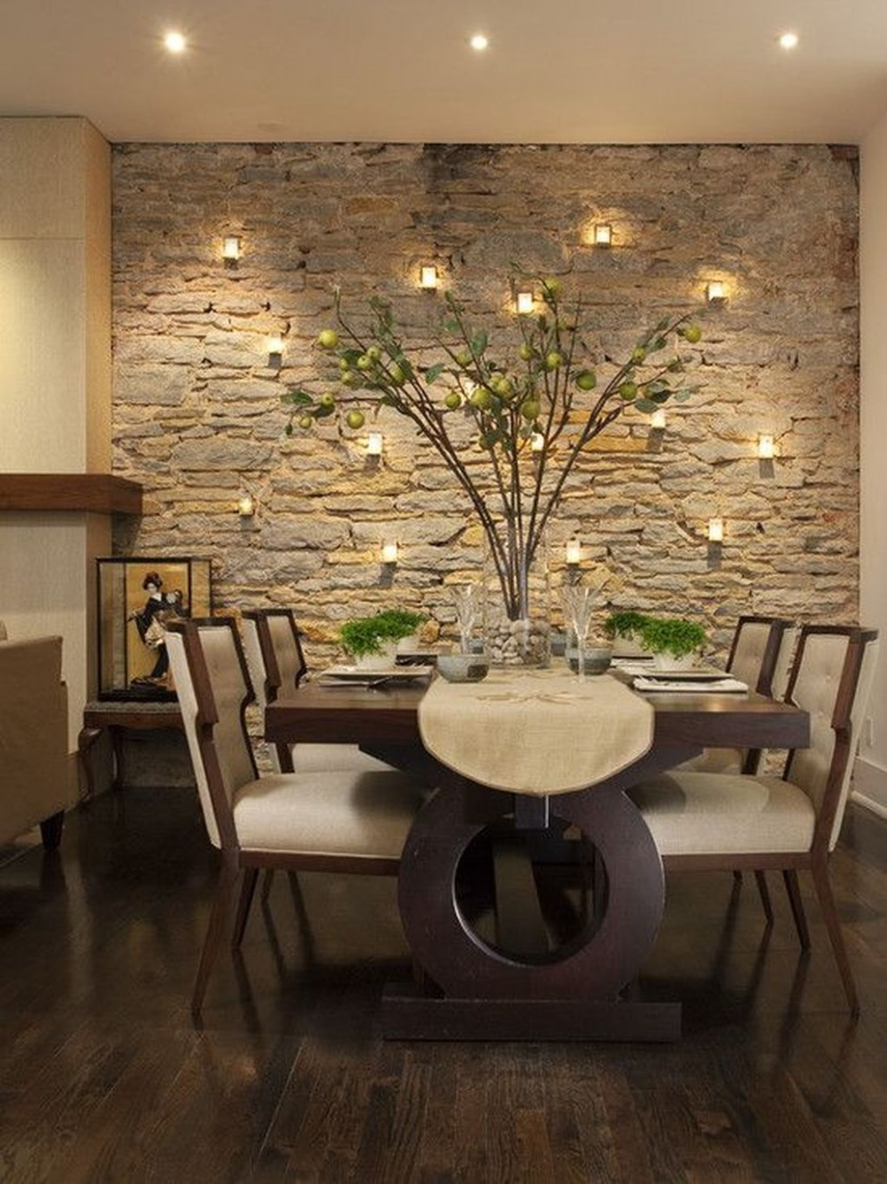 Awesome 12 Best Dining Room Tiles Ideas