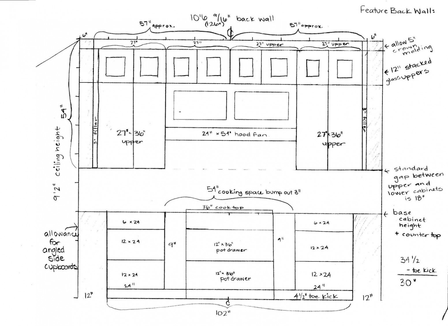 Awesome Standard Kitchen Cabinet Sizes Ideas  Kitchen cabinet  - Kitchen Cabinets Upper Size