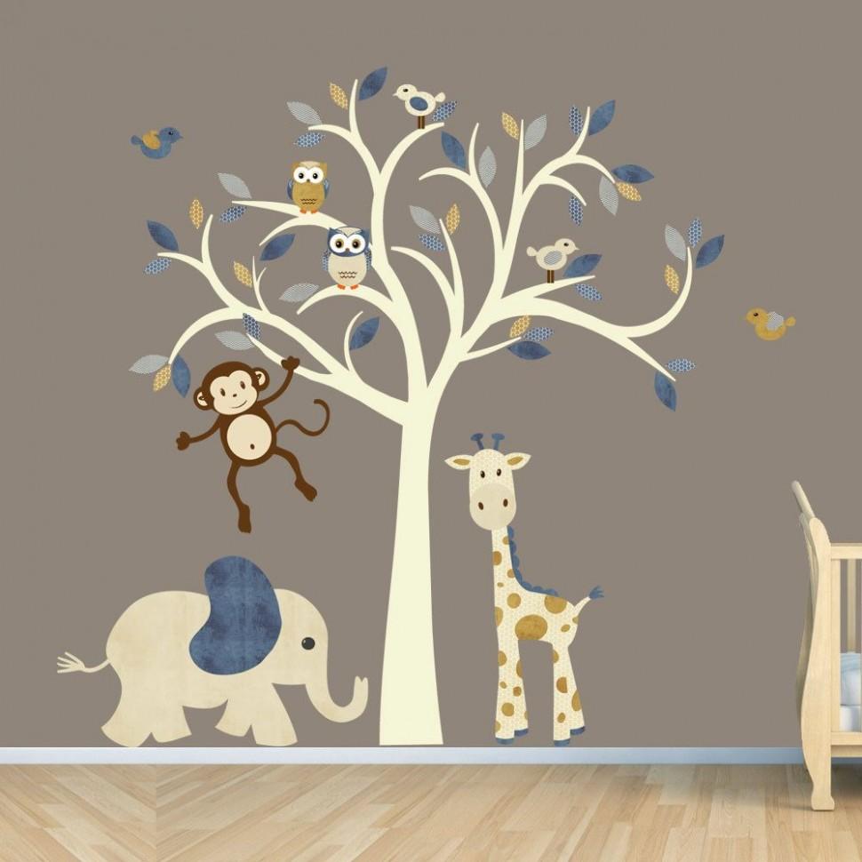 Baby boy nursery wall decal baby boy nursery decor wall  Etsy  - Baby Room Wall Decals