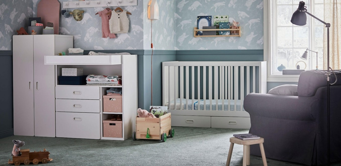 Baby Furniture - Rooms - IKEA - Baby Room Furniture