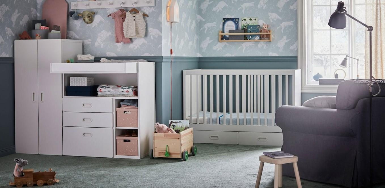 Baby Furniture - Rooms - IKEA - Baby Room Ikea