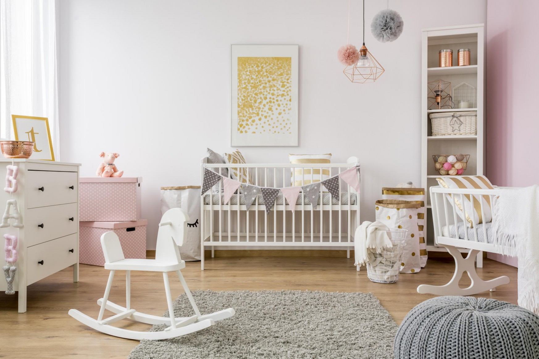 Baby Nursery: Design Ideas, Furniture & Cribs  Parents - Baby Room Photos