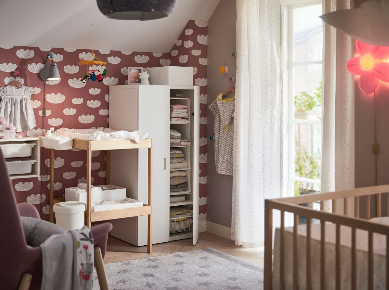 Baby room - all furniture for the baby room - IKEA - Baby Room Ikea