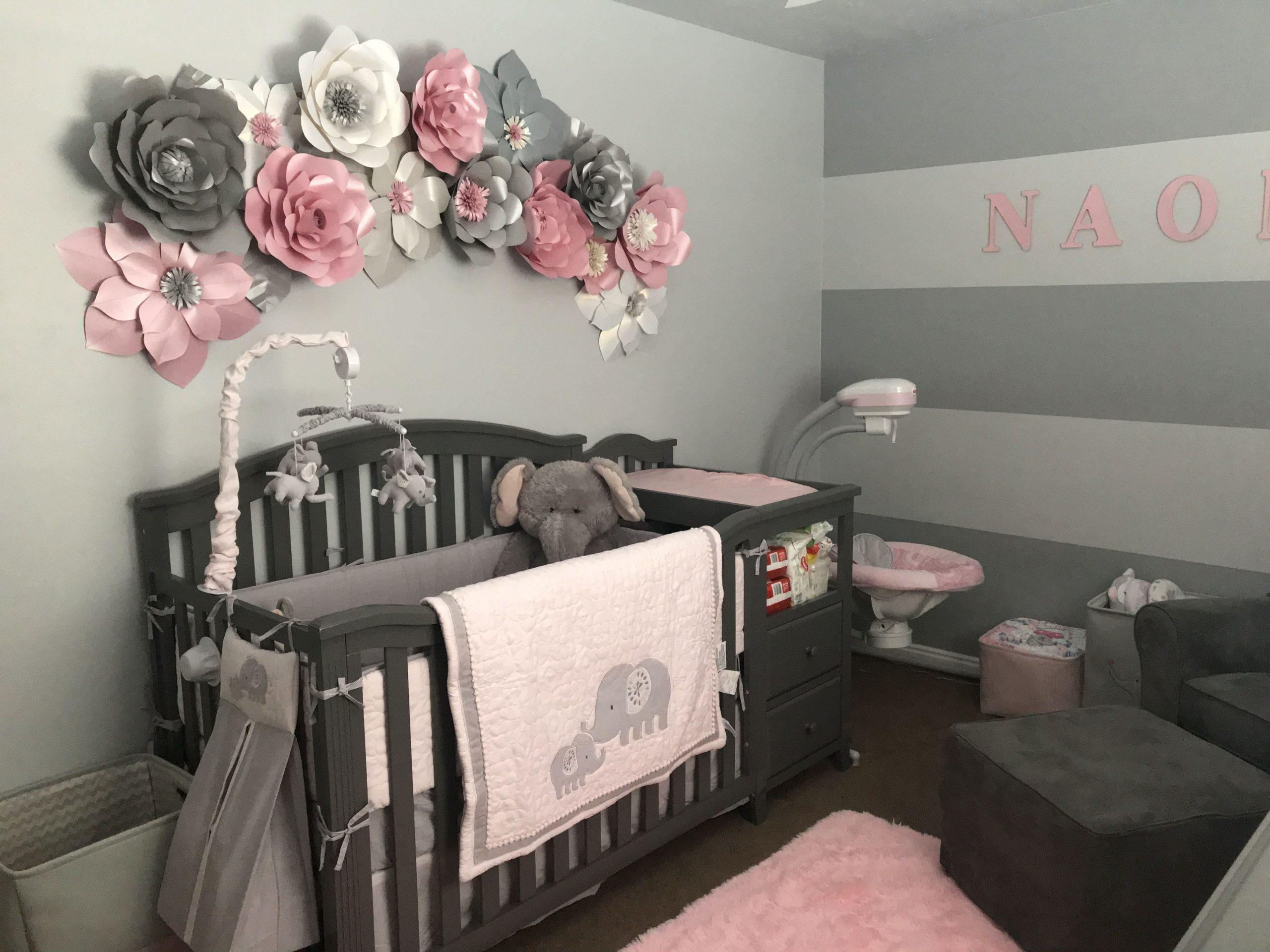 Baby Room Elephant Theme in 12  Baby elephant nursery, Baby  - Baby Room Elephant