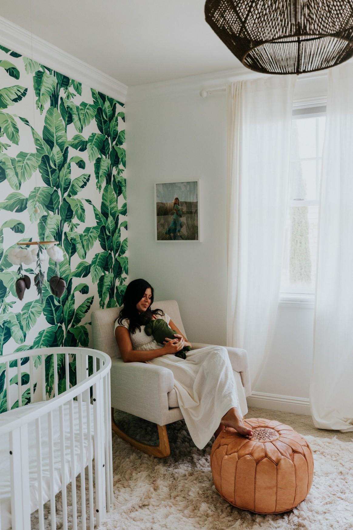 Baby room ideas: a girl nursery and a boy nursery - Mint Arrow - Baby Room For Boy