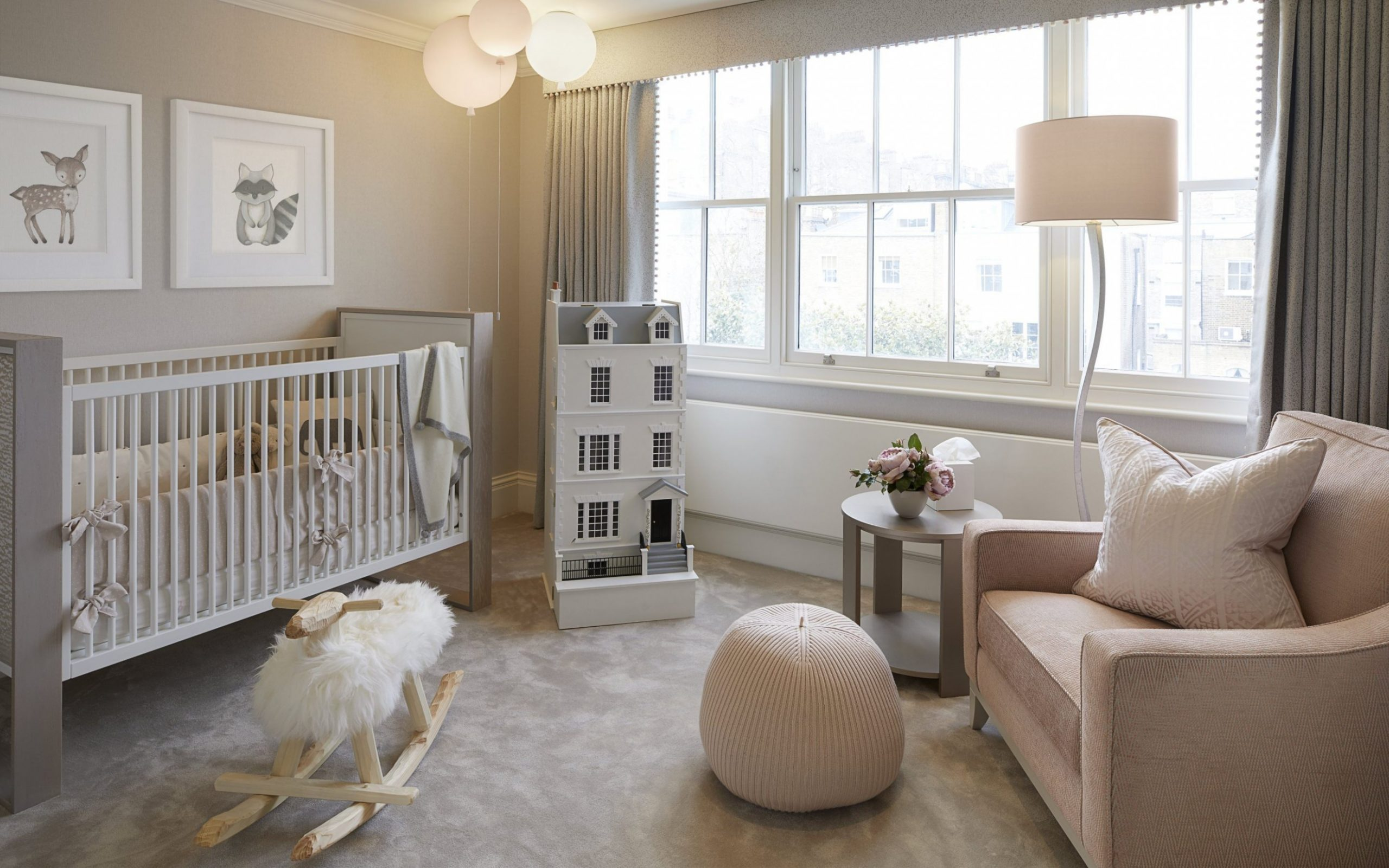 Baby Room Ideas  How To Decorate Your Nursery  LuxDeco
