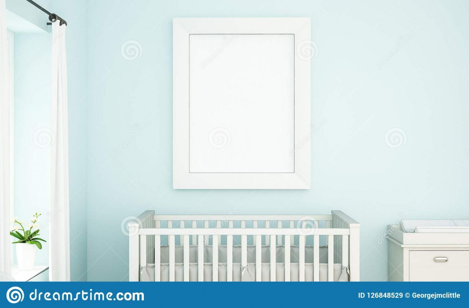 Baby Room Mockup Stock Illustrations – 11,11 Baby Room Mockup  - Baby Room Frames