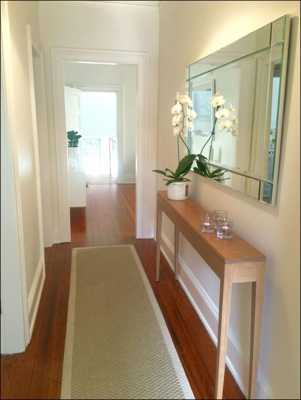 Basic Apartment Decorating Ideas To Check Out  Narrow hallway  - Apartment Entrance Design Ideas
