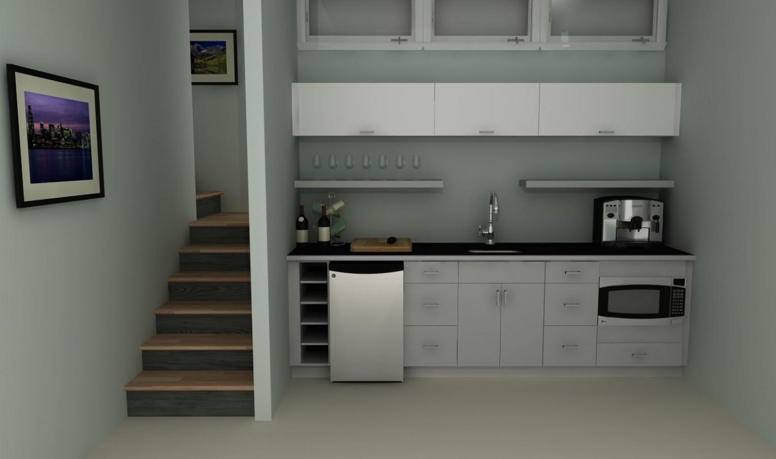 Beautiful Room ideas kitchenette designs photos for Hall, Kitchen  - Bedroom Kitchenette Ideas