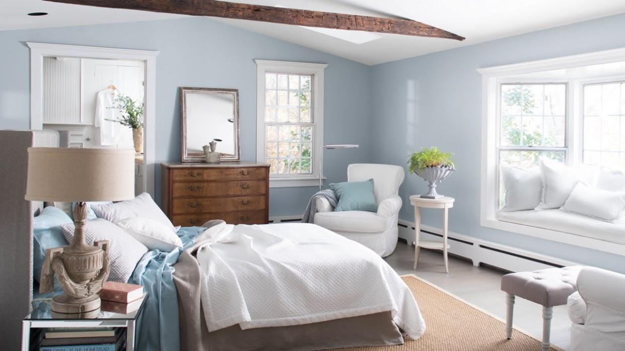 Bedroom Colour Ideas & Inspiration  Benjamin Moore - Bedroom Colour Ideas
