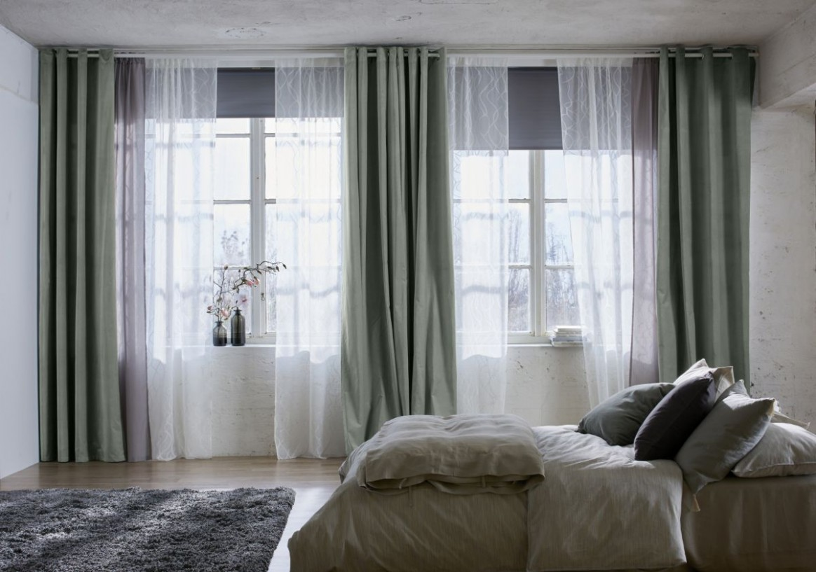 Bedroom curtain ideas: 10 curtain designs for beautiful boudoirs  - Bedroom Ideas Curtains