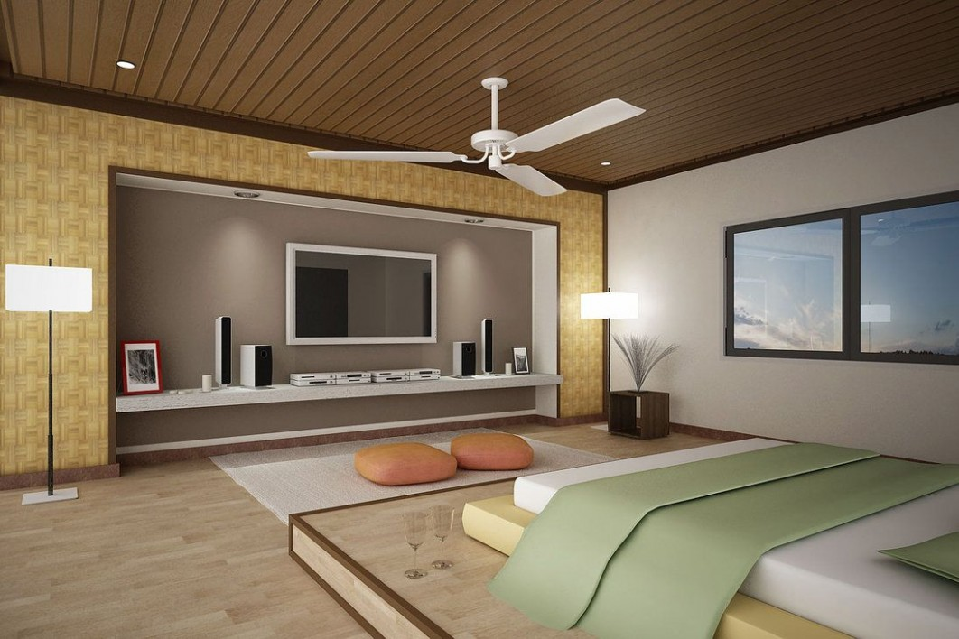 Bedroom Design Ideas Tv  Home Decor - Bedroom Ideas With Tv