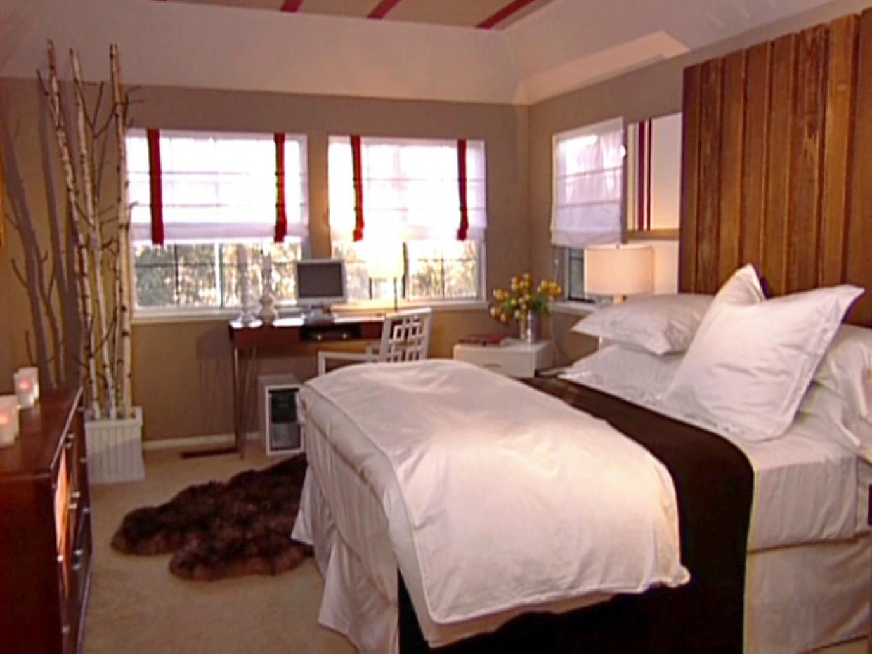 Bedroom Hotel-Style How to  DIY - Bedroom Ideas Hotel Style