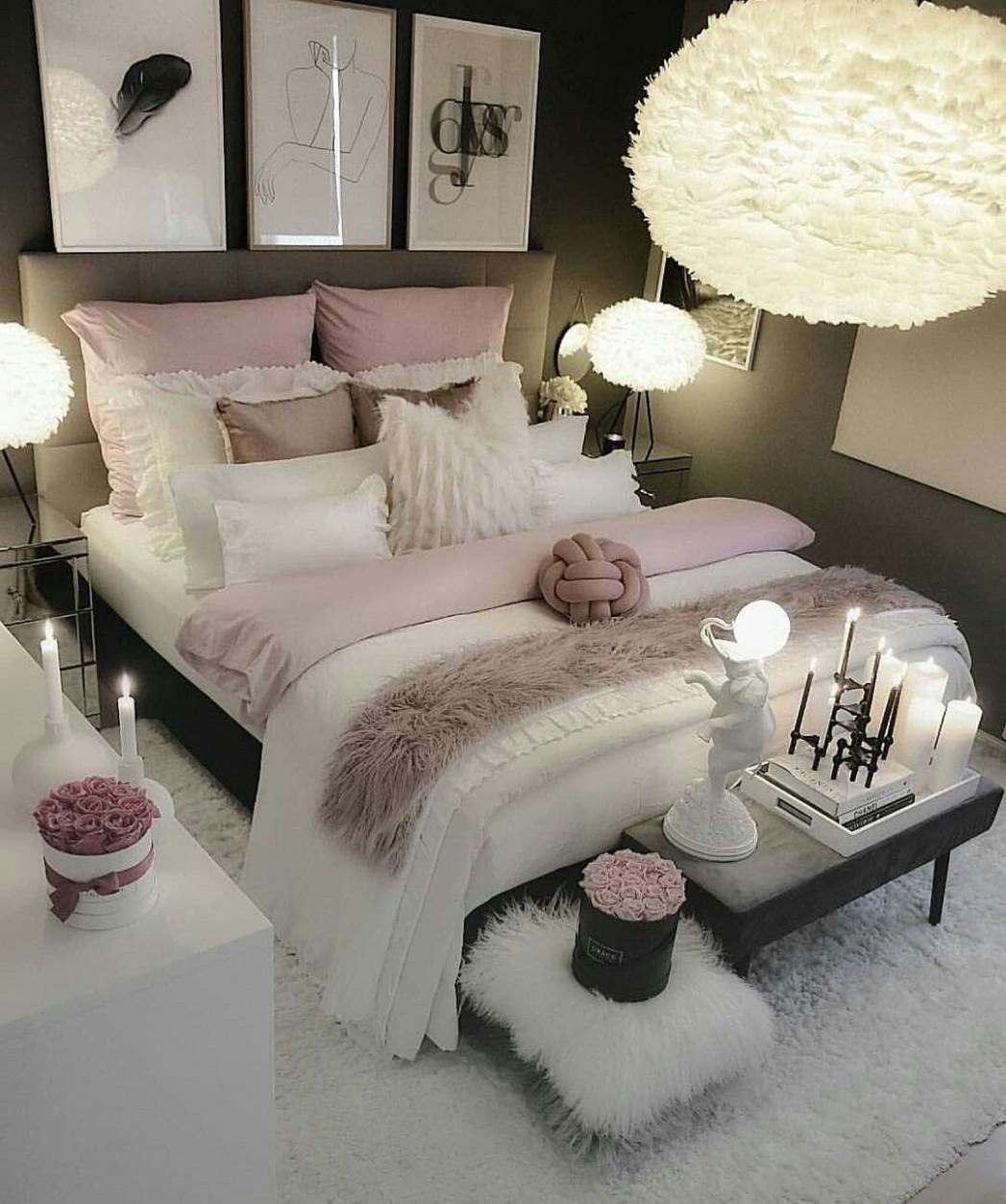 Bedroom Inspiration  Doses of Luxury #habitacion  Bedroom decor  - Bedroom Ideas Adults