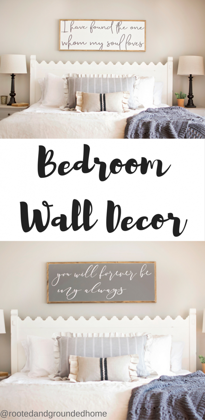BEDROOM WALL DECOR  master bedroom  bedroom for couples  - Wall Decor Ideas In Bedroom