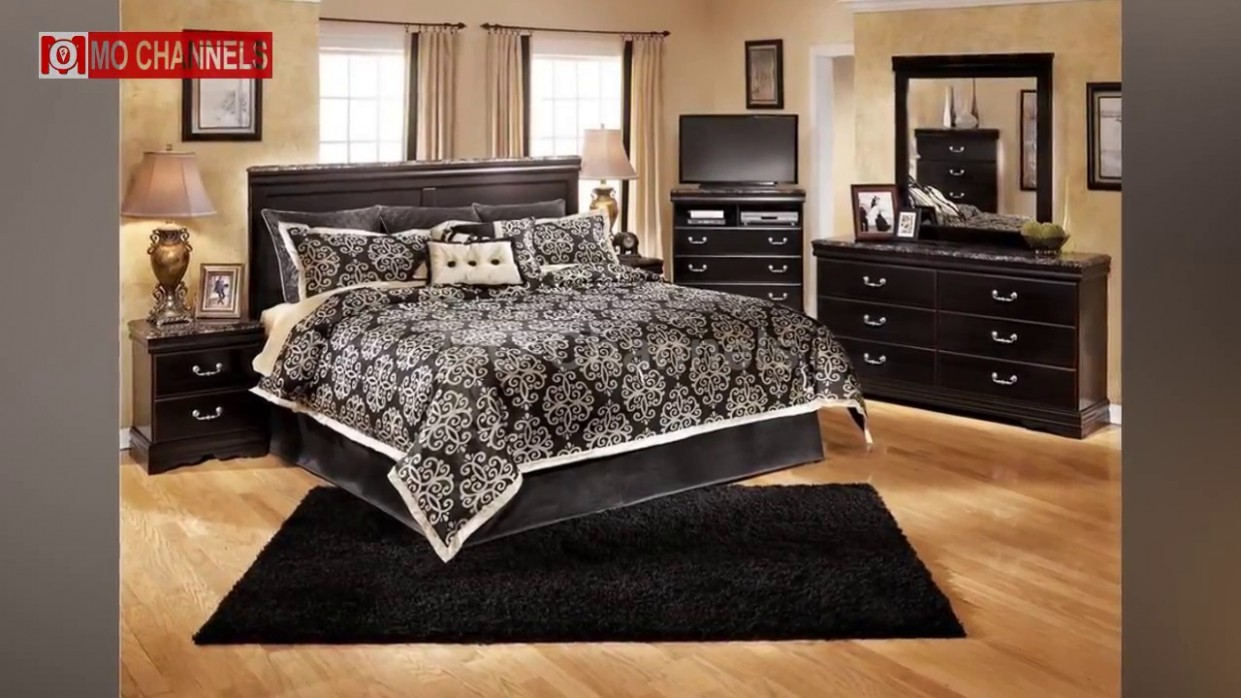 Best 11 Black Bedroom Furniture Decorating Ideas - Bedroom Ideas With Black Furniture