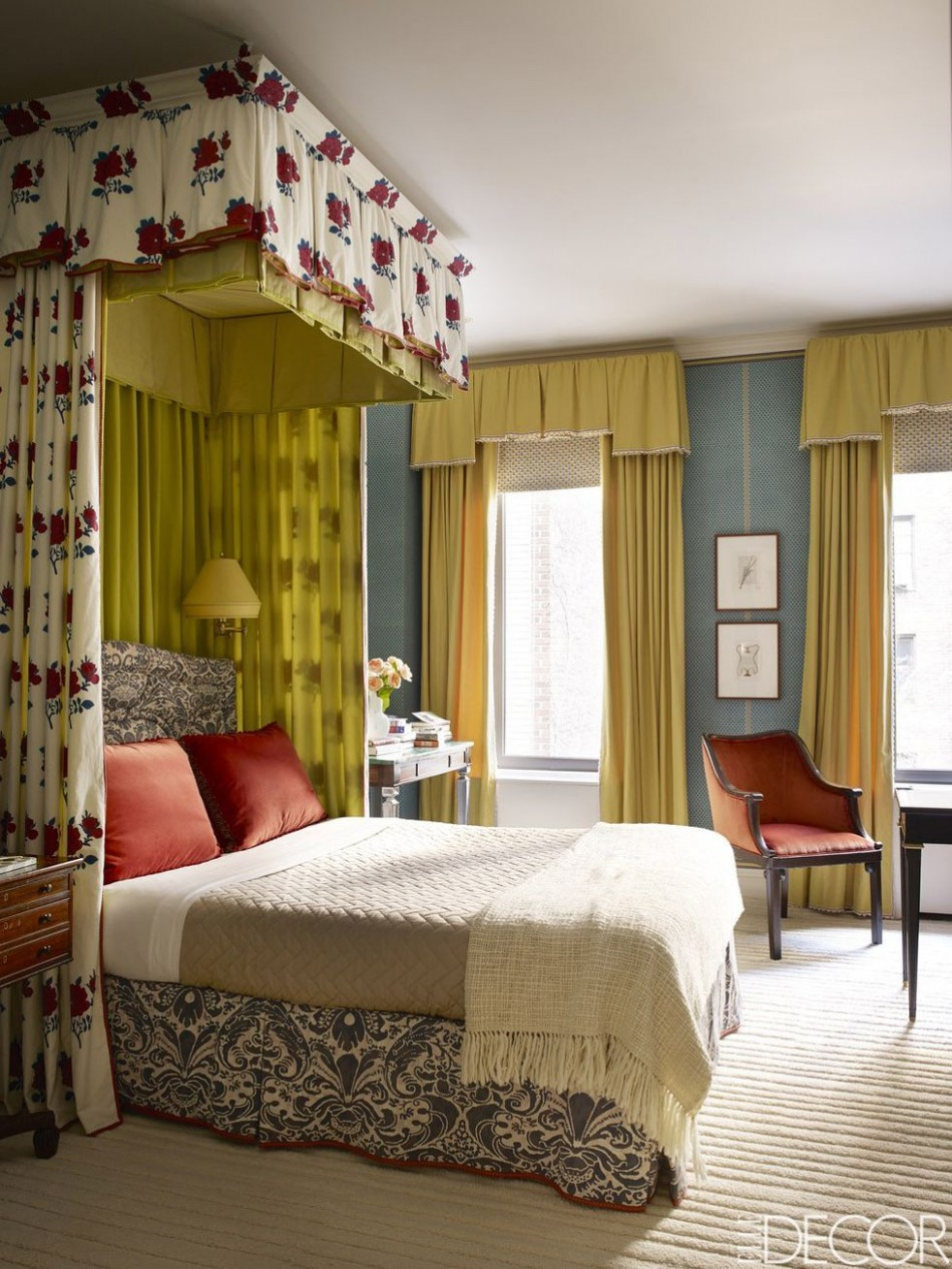 Best Bedroom Curtains - Ideas for Bedroom Window Treatments - Bedroom Ideas Curtains