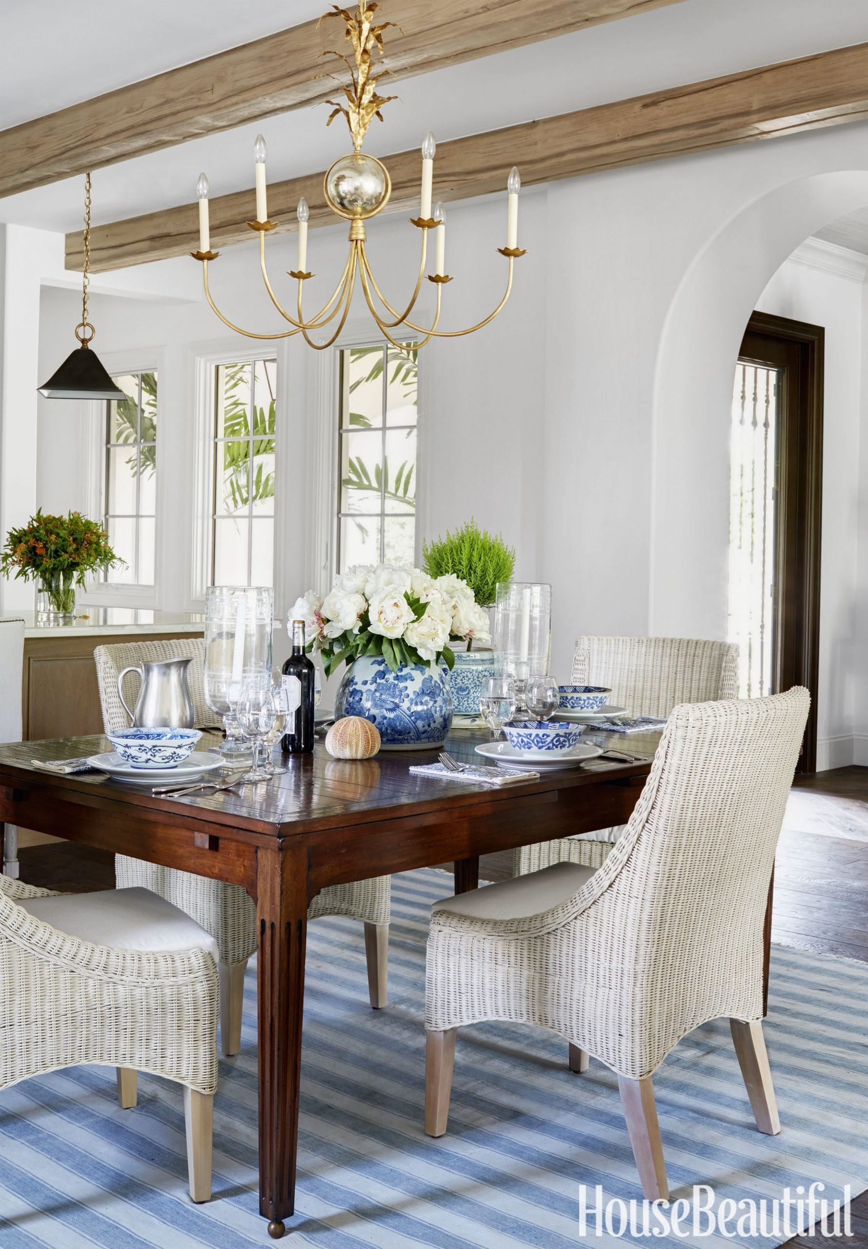 Best Dining Room Decorating Ideas Furniture Designs Pictures Table  - Dining Room Ideas Pottery Barn