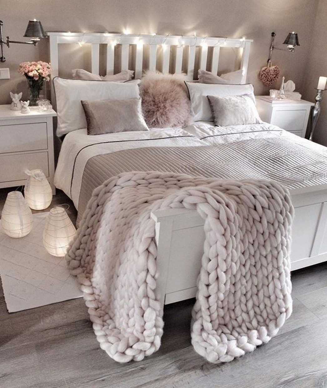 Best Ideas To Make Your Bedroom Extra Cozy And Romantic (12  - Bedroom Ideas Cosy