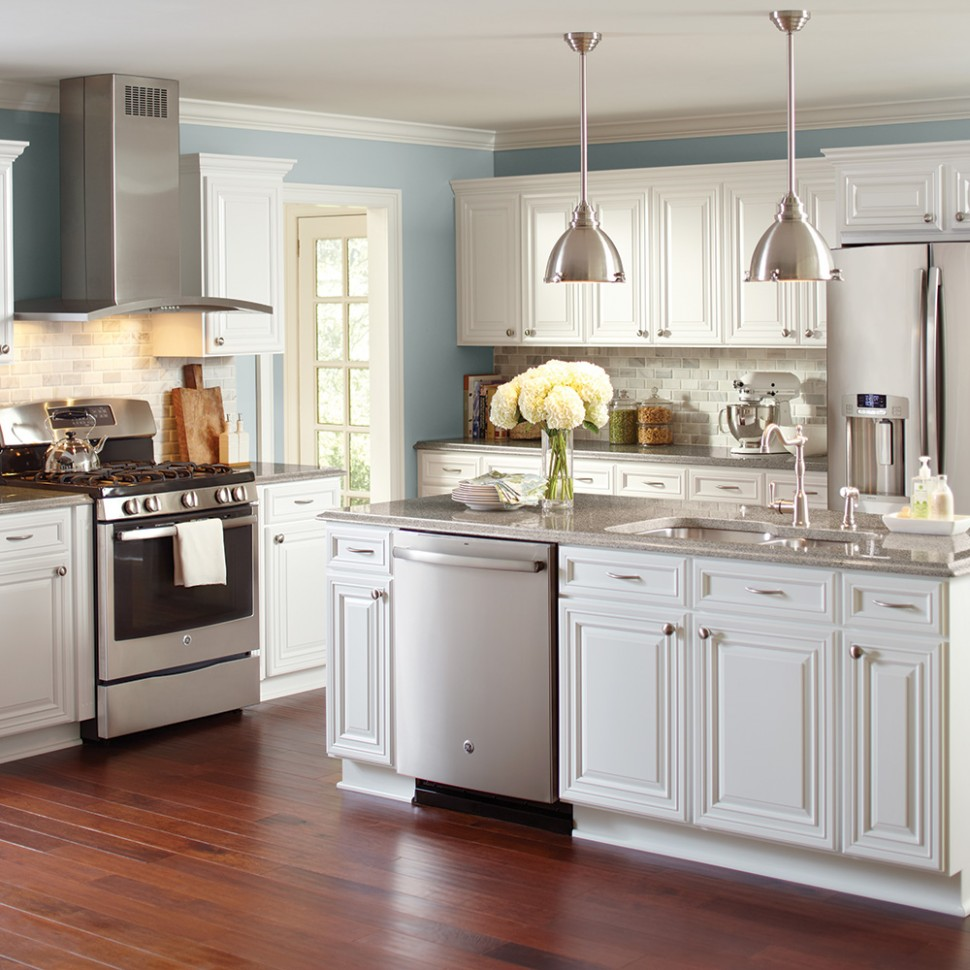 Best Kitchen Cabinet Refacing for Your Home - The Home Depot - Renew Kitchen Cabinets Home Depot