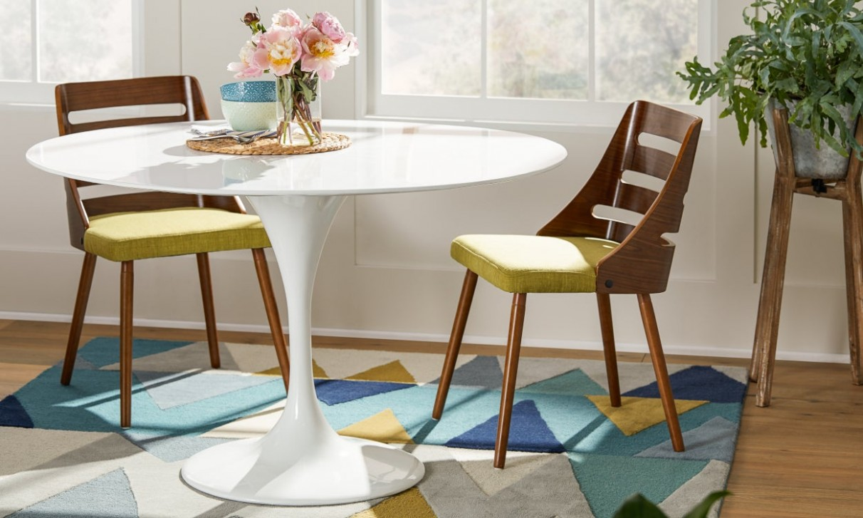 Best Small Kitchen & Dining Tables & Chairs for Small Spaces  - Dining Room Table Ideas For Small Spaces