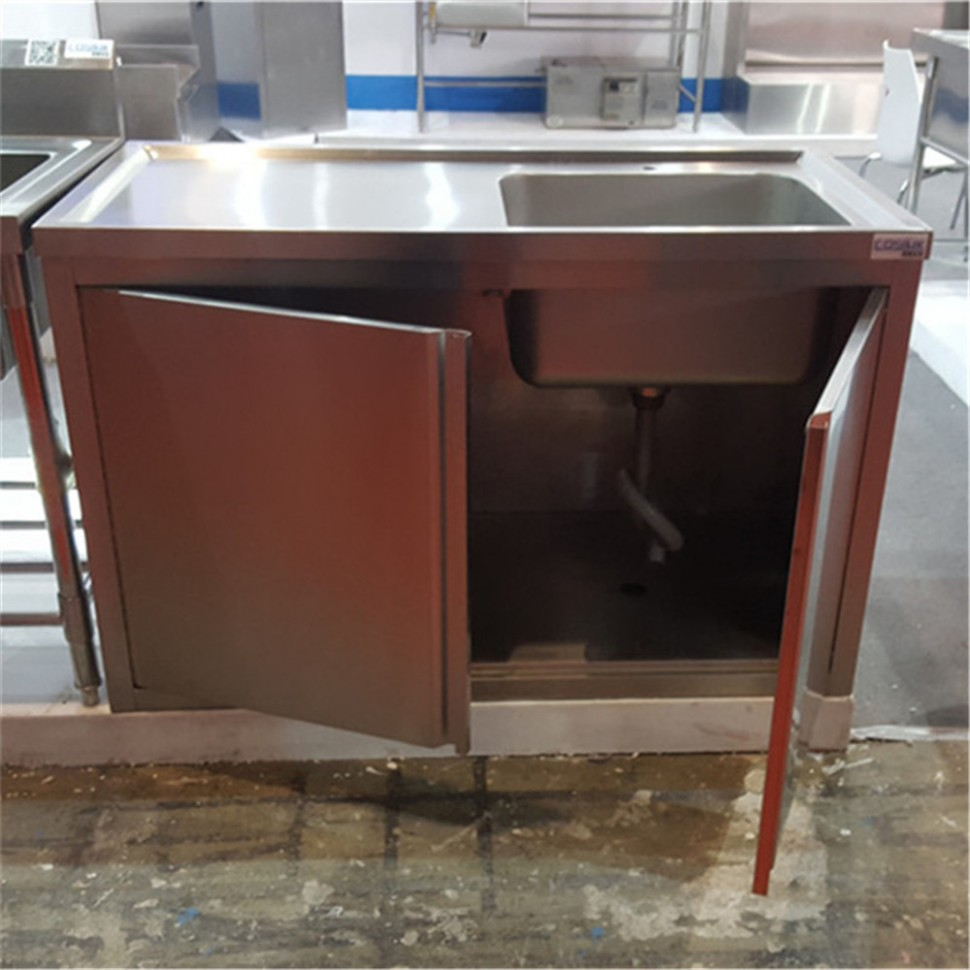 Bestseller China Stainless Steel Commercial Kitchen Cabinet Simple  - Steel Kitchen Cabinets Craigslist